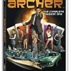 Win A Copy of Archer Season One On DVD!