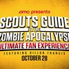 Paramount, AMC Theaters and Dillon Francis Present Scouts Guide to the Zombie Apocalypse Ultimate Fan Experience