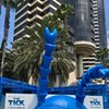 Amazon Original's The Tick Takes Over San Diego Comic Con