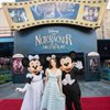 """""""Nutcracker and the Four Realms"""" Star Mackenzie Foy Makes Surprise Appearance at Disneyland Resort"""