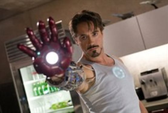 Iron Man Robert Downey Jr is Sherlock Homes