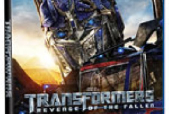 Transformers 2 Returns to Earth October 20th, 2009 in Two-Disc Blu-ray and DVD Sets