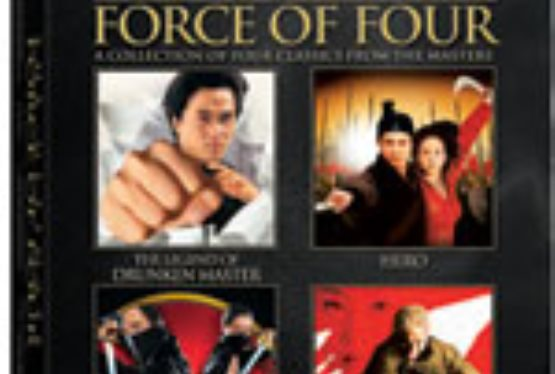 Walt Disney Studios Home Entertainment, Unleases Ultimate Force of Four Blu-ray Box Set