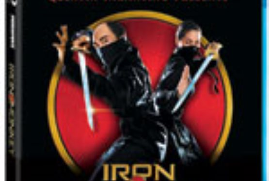 Quentin Tarantino Presents Iron Monkey on Blu-ray