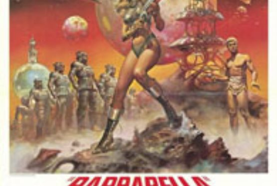 Robert Rodriguez To Remake Barabrella