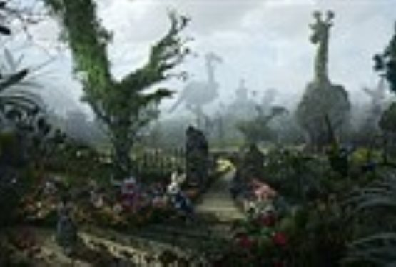 Disney Shortens the Theatrical Run of Alice In Wonderland