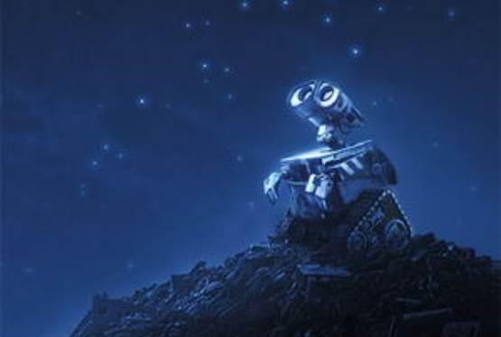 Disney's Wall-E Makes Big Splash at Comic Con 2007