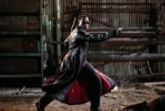 Wesley Snipes Busy Behind Bars