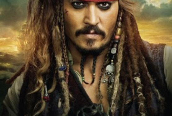 "Johnny Depp ""Pirates"" Poster Released"