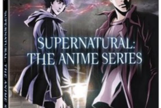 """Supernatural:The Anime"" Will Be Direct to DVD/Blu-ray Release"