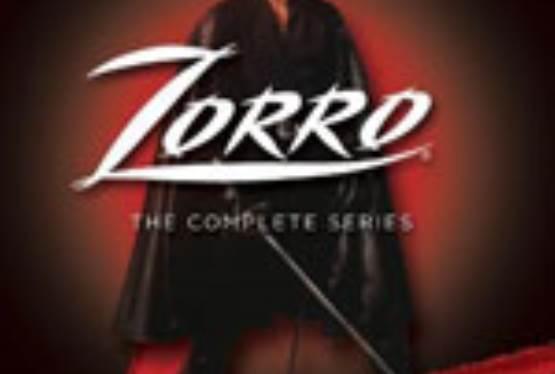 Zorro Getting a Makeover