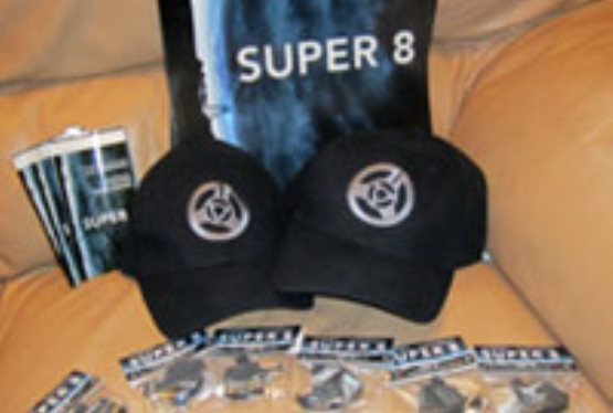 Get Your Super 8 Swag - Free Giveaways!
