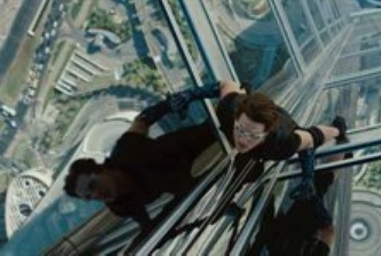 Paramount Pictures and Coke Zero Present Mission: Impossible - Ghost Protocol Live Event