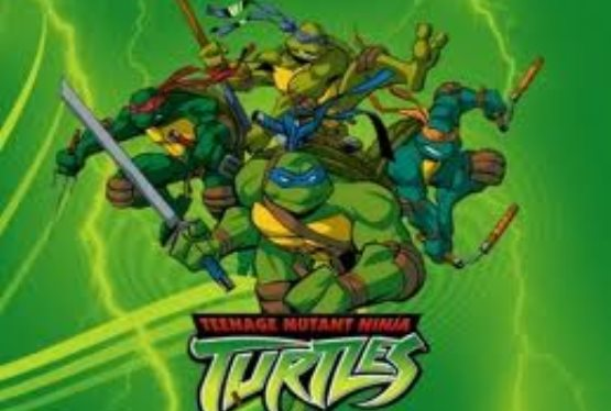 Teenage Mutant Ninja Turtles  - From Outer Space?
