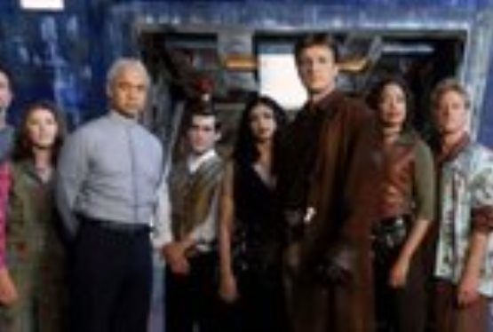 Firefly Cast Reunities at Comic Con 2012