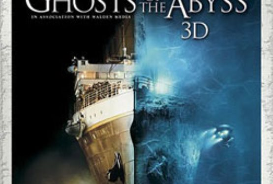 James Cameron's Ghosts Of The Abyss 3D Blu-ray Remembers September 11th