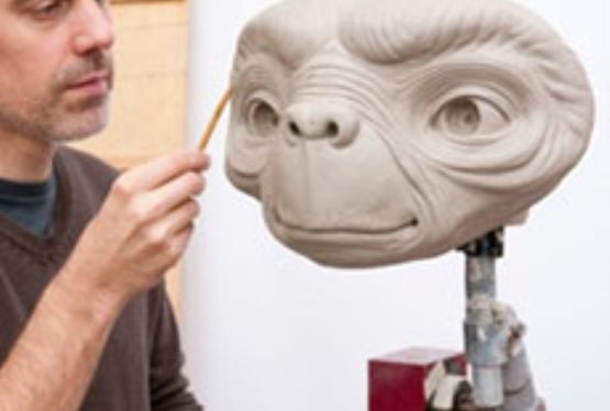 Madame Tussauds To Immortalize Steven Spielberg's E.T.