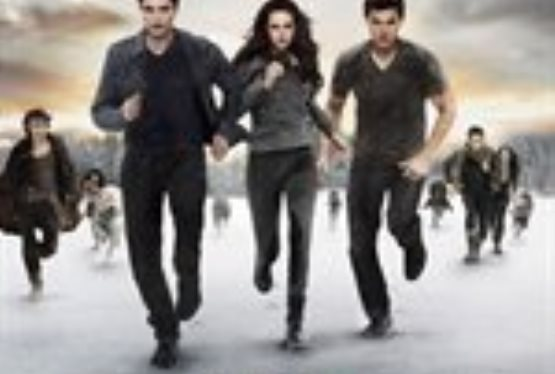 Twighlight Fans Set Up Camp for Monday's Premier