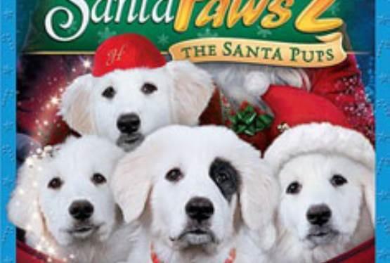 Celebrate This Holiday Season With Disney's Santa Paws 2: The Santa Pups