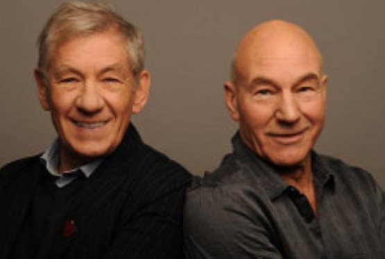 Ian McKellen and Patrick Stewart Reprise Their Roles in X-Men:Days of Future Past
