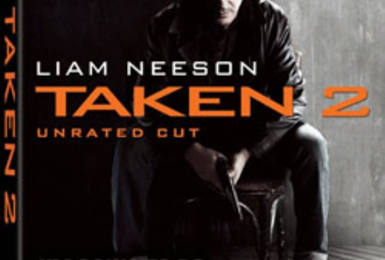 Enter for a Chance to win a Blu-ray copy of Taken 2