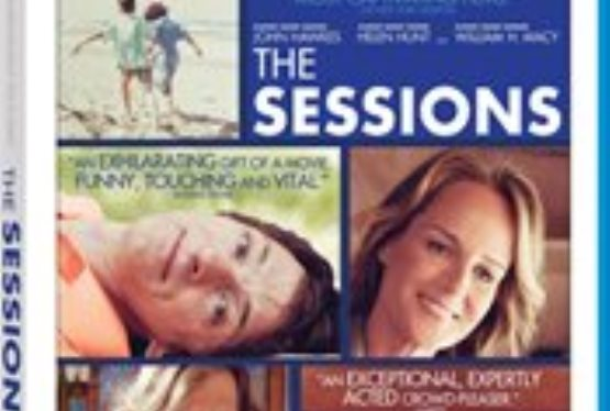 Enter for a Chance to win a Blu-ray copy of The Sessions