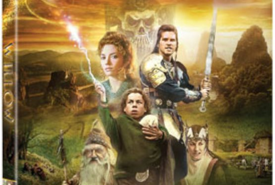 Enter To Win Willow on Blu-ray + DVD Combo Pack