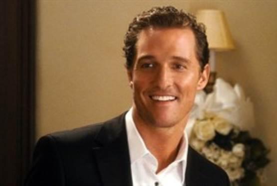 McConaughey to Star in Christopher Nolan's Interstellar
