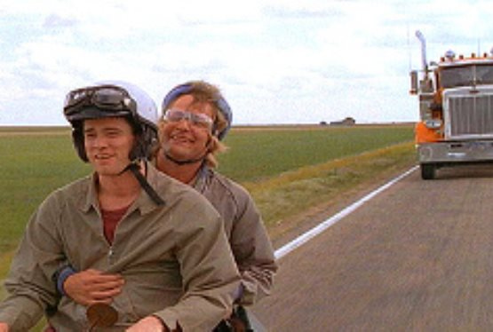 Dumb and Dumber To Could be Saved by Red Granite