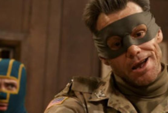 Jim Carrey Won't Be Promoting Kick-Ass 2