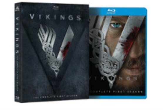 Enter to Win a Copy of Vikings on Blu-ray!