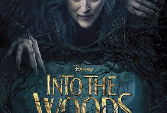 Local Arts Students Can Win a Complimentary Pass to See an Advance Screening of Disney's INTO THE WOODS