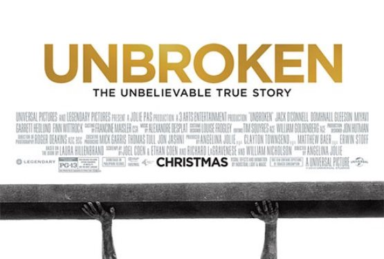 Win a Complimentary Pass to See an Advance Screening of Universal Pictures UNBROKEN
