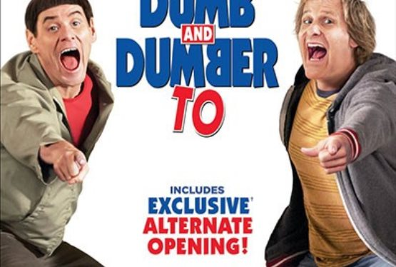 Win A Copy of Universal Pictures' Dumb and Dumber To Blu-ray Combo Pack