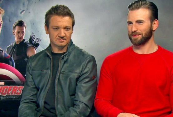 Chris Evans and Jeremy Renner Apologize for Offensive Comments