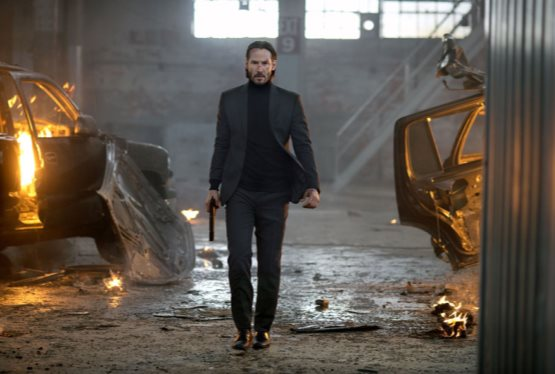 Lionsgate Reloads John Wick 2
