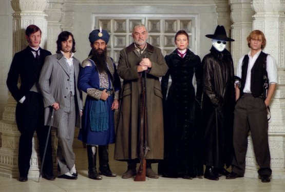 League Of Extraordinary Gentlemen Reboot Planned