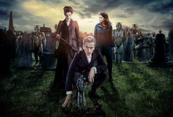 Doctor Who's Peter Capaldi Set For Hall H At Comic-Con