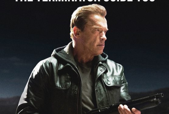 The Terminator Takes Over Waze Navigation