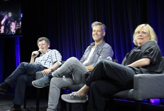 Sherlock Delights Fans at Nerd HQ During San Diego Comic Con 2015