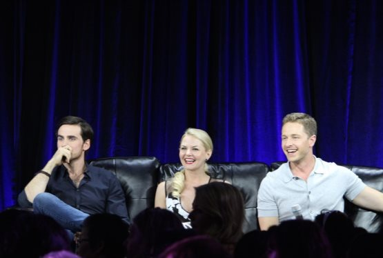 Mystery Panel Brings Once Upon a Time Stars to Nerd HQ 2015
