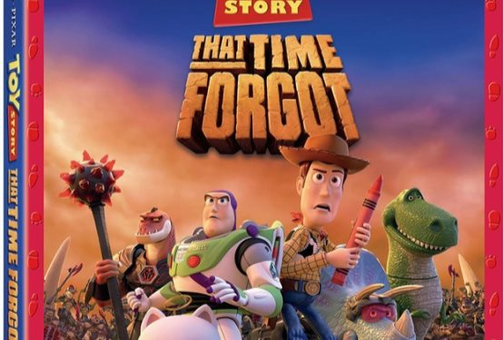 Disney and Pixar Bring Toy Story that Time Forgot to Blu-ray