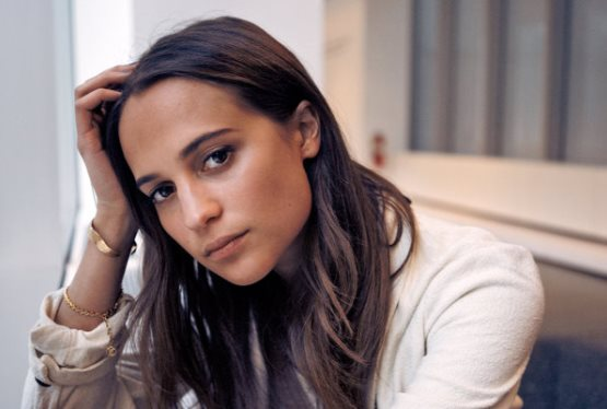 Alicia Vikander Rumored as The Girl in the Spider's Web Lead Role