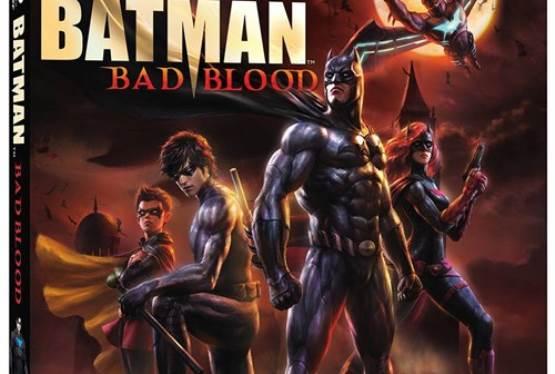 It's a Family Affair in Batman: Bad Blood