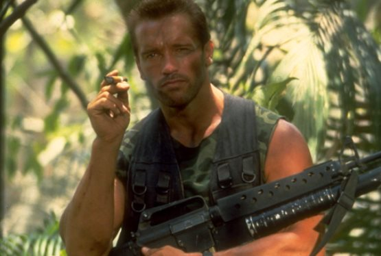 Arnold Schwarzenegger Interested in Predator Role