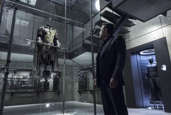 Ben Affleck Has Written a Batman Script