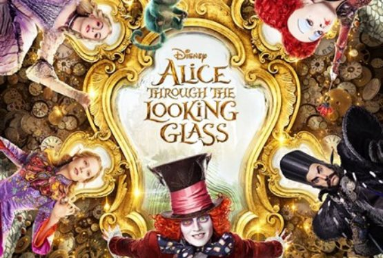 Win Complimentary Passes for two to a 3D Advance Screening of Disney's ALICE THROUGH THE LOOKING GLASS
