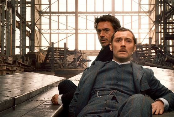 Joel Silver Confirms Start of Production for Sherlock Holmes 3
