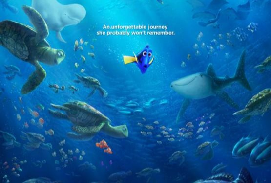 Win Complimentary Passes for two to a 3D Advance Screening of Disney's FINDING DORY