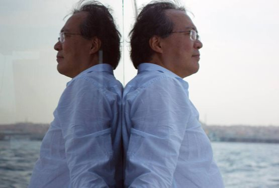 Yo-Yo Ma Uses The Universal Language of Music To Soothe The Soul